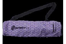 Сумка для коврика (фиолетовая)