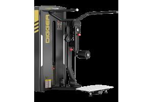 Опция жима ногами Hasttings Digger HD004-6OPT