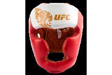 UFC Premium True Thai Шлем для бокса (красный)