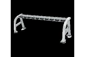 MATRIX G1-FW158 Подставка под гантели (СЕРЕБРИСТЫЙ)