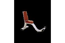 BRONZE GYM H-038 Скамья-стул (КОРИЧНЕВЫЙ)