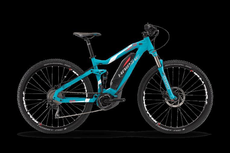 Электровелосипед Haibike SDURO FullNine 5.0 lime