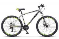 Горный велосипед  Stels Navigator 700 MD 27.5 V010 (2018)