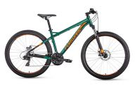 Горный велосипед  Forward Quadro 27.5 2.0 Disc (2019)