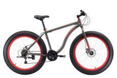 Велосипед Black One Monster 26 D (2018)