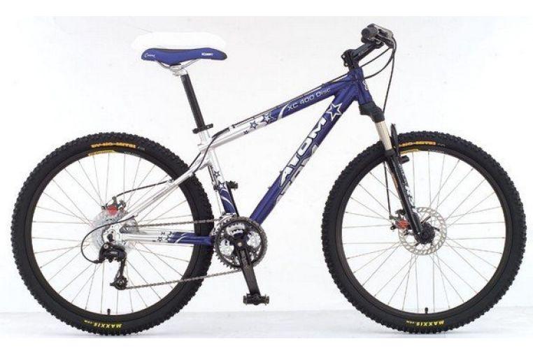 Велосипед Atom XC 400 Disc (2004)