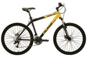 Велосипед Alpin Bike 4500SD (2008)