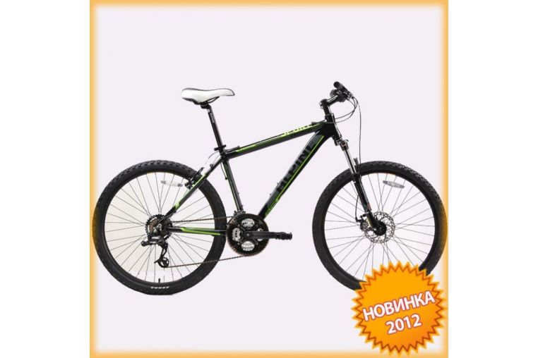 Велосипед Alpine Bike 2500SD (2012)
