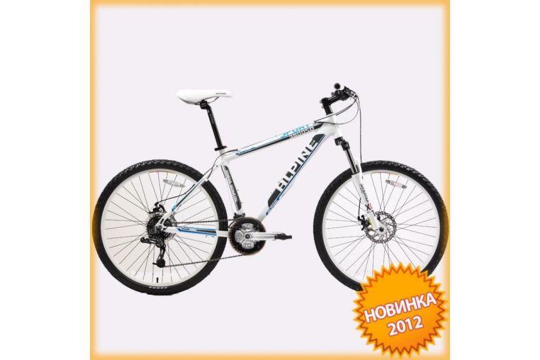 Велосипед Alpine Bike 3500SD (2012)