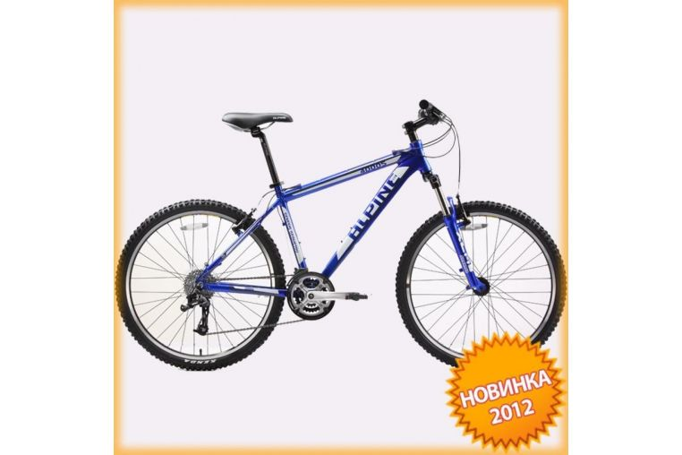 Велосипед Alpine Bike 4000S (2012)
