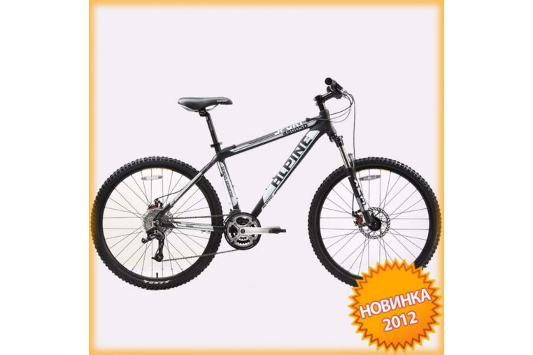 Велосипед Alpine Bike 4500SD (2012)