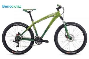 Велосипед Specialized P.1 All Mountain Disc (2010)