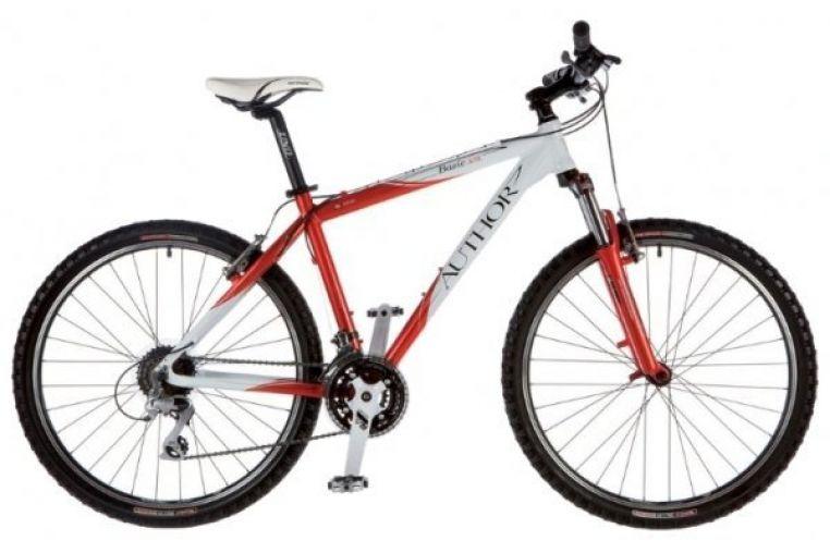 Велосипед Author Basic asl (2011)