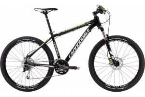 Велосипед Cannondale Trail SL 4 (2013)