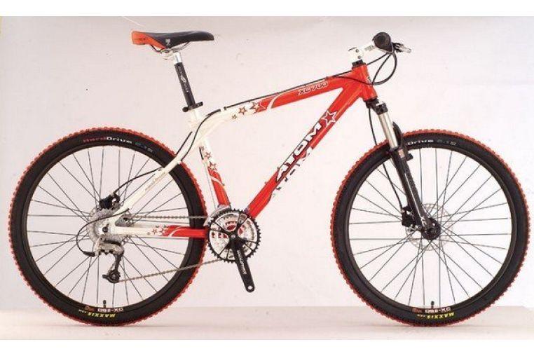 Велосипед Atom XC 700 (2004)