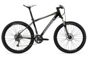 Велосипед Cannondale Trail SL 2 (2011)