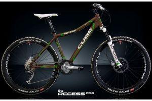 Велосипед Cube Access WLS Pro (2009)