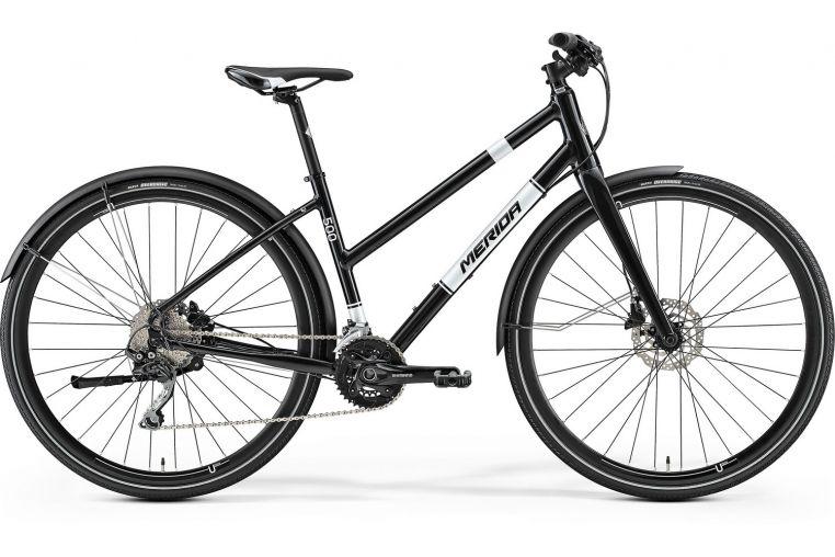 Велосипед  Merida Crossway Urban 500 Lady  (2017)