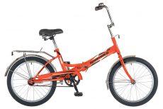 Велосипед Novatrack FS-30 (2018)