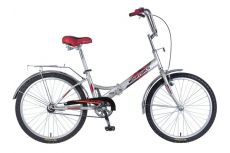 Велосипед Novatrack FS-1 (2018)