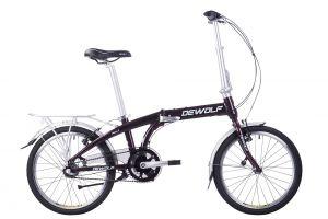 Велосипед Dewolf Micro 3 (2016)