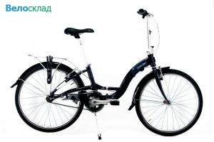 Велосипед Dahon Briza D3/D7 (2011)