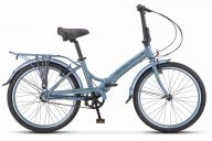 Дорожный складной велосипед    Stels Pilot 770 24 V010 (2019)