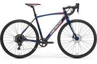 Шоссейный велосипед  Merida Cyclo Cross 600 (2017)