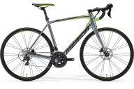 Шоссейный велосипед  Merida Scultura Disc 4000 (2017)