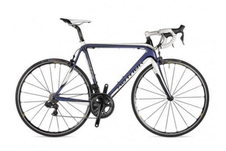 Велосипед Author CA 66 Di2 (2012)