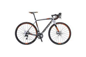 Велосипед Scott Addict CX 20 disc (2017)