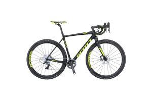 Велосипед Scott Addict CX 10 disc (2017)