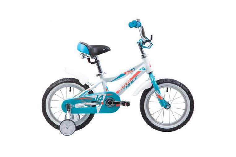 Велосипед Novatrack Novara 14 (2019)