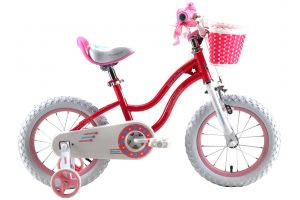 Велосипед Royal Baby Stargirl Steel 14 (2016)
