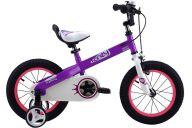 Детский велосипед  Royal Baby Honey Steel 18 (2015)