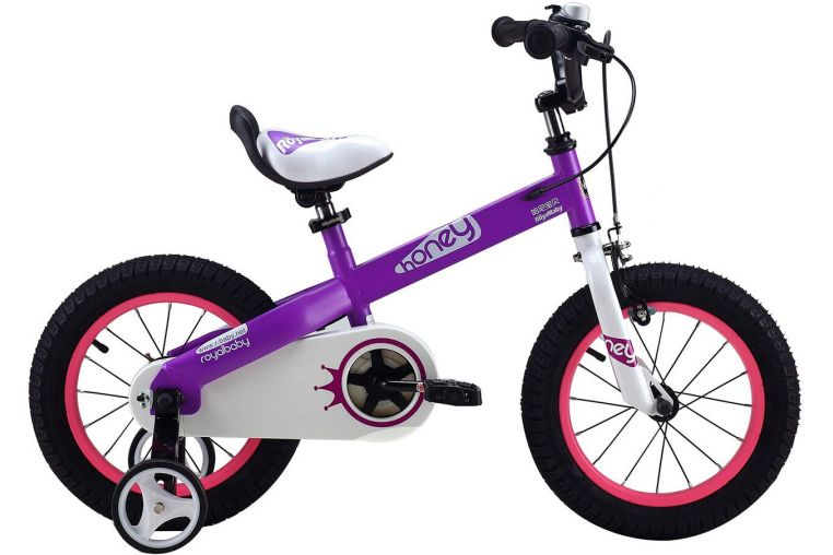 Велосипед Royal Baby Honey Steel 18 (2015)