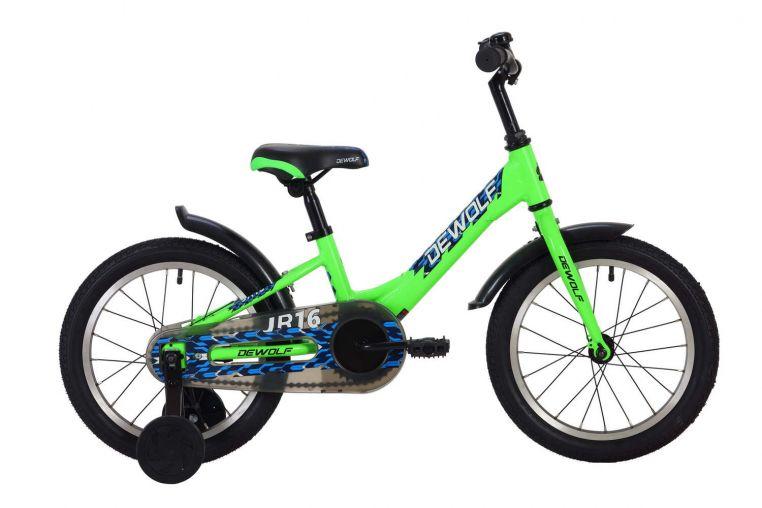 Велосипед Dewolf JR 16 Boy (2019)