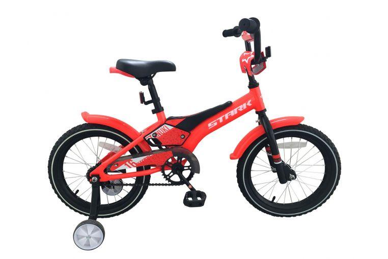 Велосипед Stark Tanuki 16 Boy (2019)