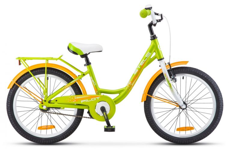 Велосипед Stels Pilot 220 Girl 20 V010 (2018)