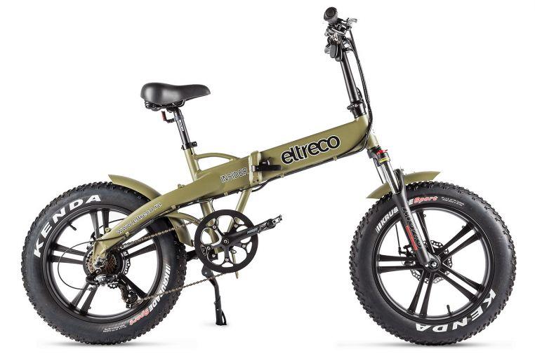 Велосипед Eltreco Insider (2019)