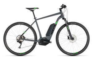 Велосипед Cube Cross Hybrid Pro 500 (2019)