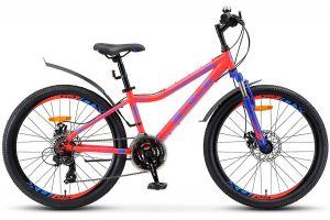 Велосипед Stels Navigator 410 MD 21 sp 24 V010 (2018)