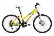 Подростковый велосипед   Forward Iris 24 2.0 Disc (2019)