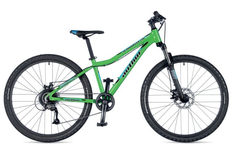 Велосипед Author A-Matrix 26 D (2019)