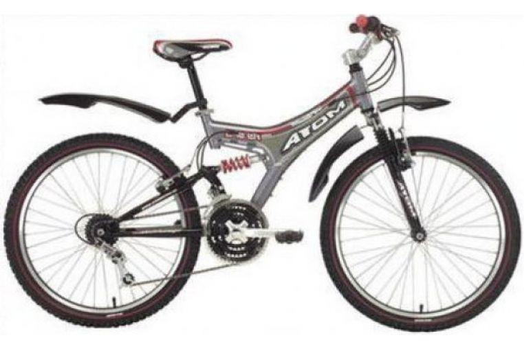 Велосипед Atom 24 MATRIX 240 DH (2009)