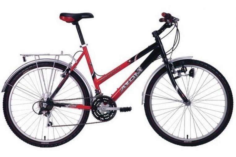 Велосипед Atom Forester Race Lady (2005)