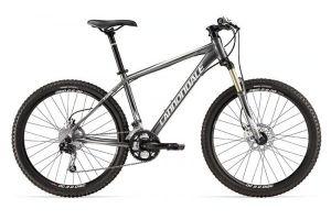 Велосипед Cannondale F4 (2010)