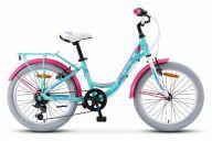 Детский велосипед  Stels Pilot 260 Lady 20 V010 (2019)