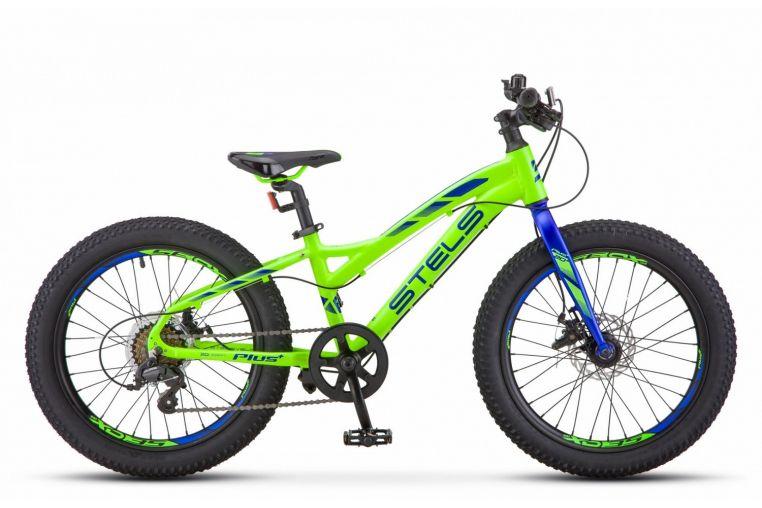 Велосипед Stels Adrenalin MD 20+ V010 (2019)