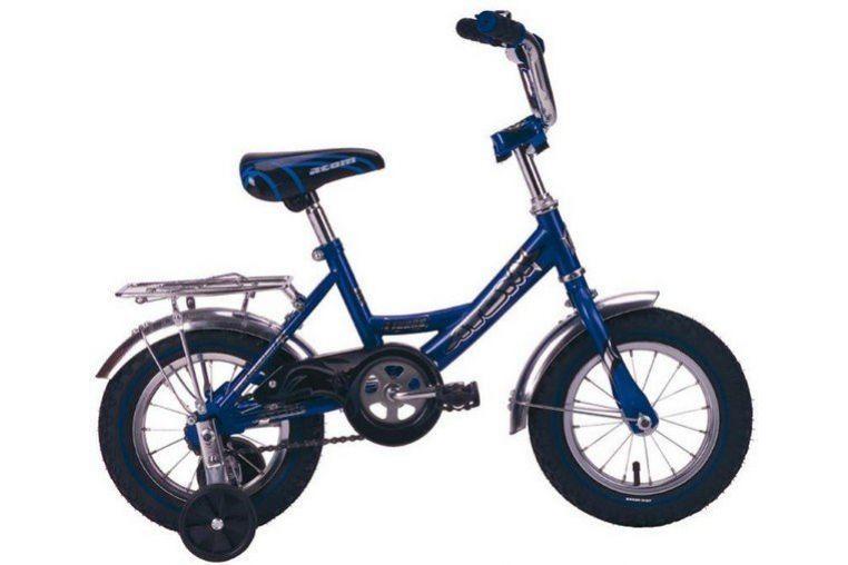 Велосипед ATOM Lizard 12 (2006)